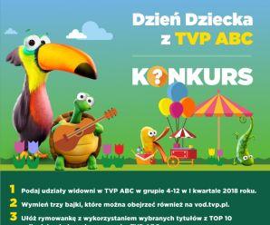 KONKURS - DZIEŃ DZIECKA Z TVP ABC