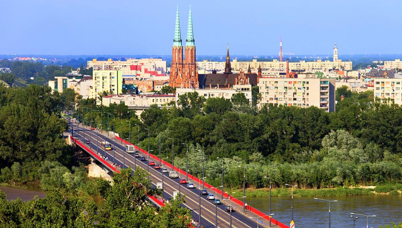 Warszawska Praga (fot. Shutterstock/Artur Bogacki)