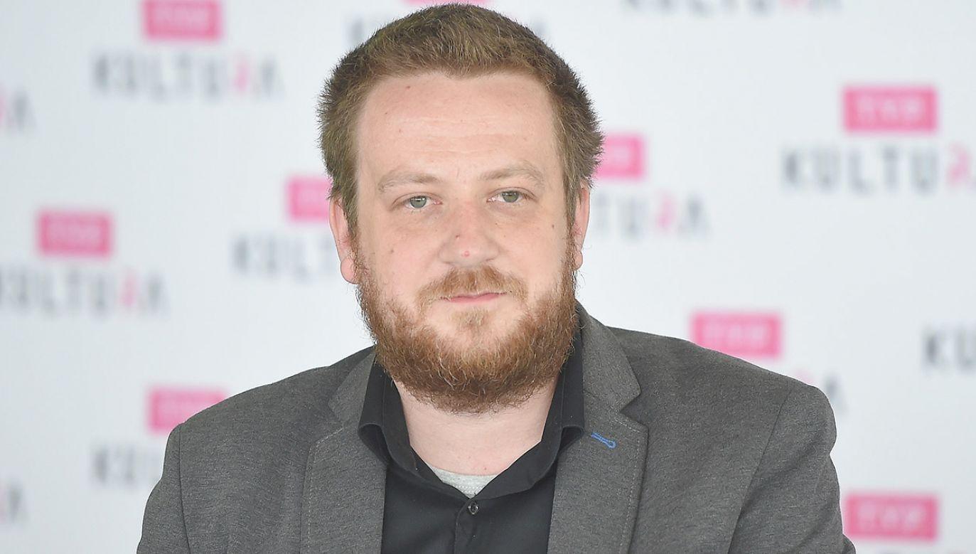Mateusz Matyszkowicz został wybrany do zarządu TVP (fot. arch.PAP/StrefaGwiazd/Stach Leszczyński)