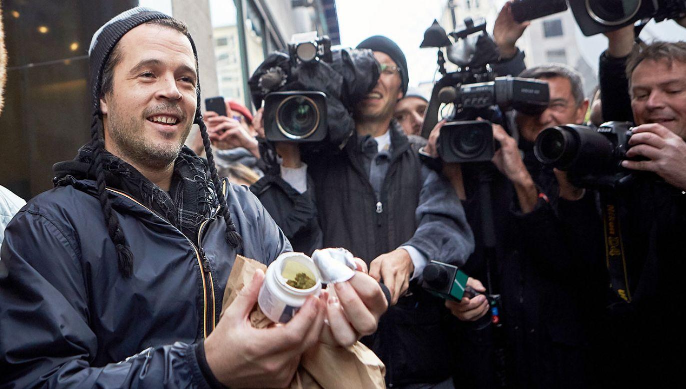 Producenci marihuany nie są w stanie spełnić oczekiwań rynku (fot. PAP/EPA/Andre Pichette)