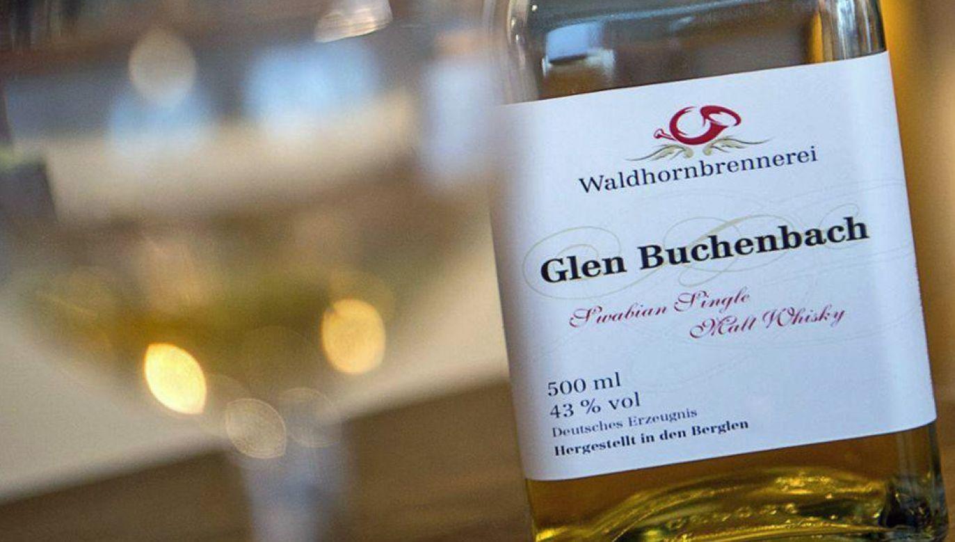 Zdaniem SWA nazwa whisky Glen Buchenbach to nieuczciwa konkurencja (fot. TT/Stuttgarter Zeitung)