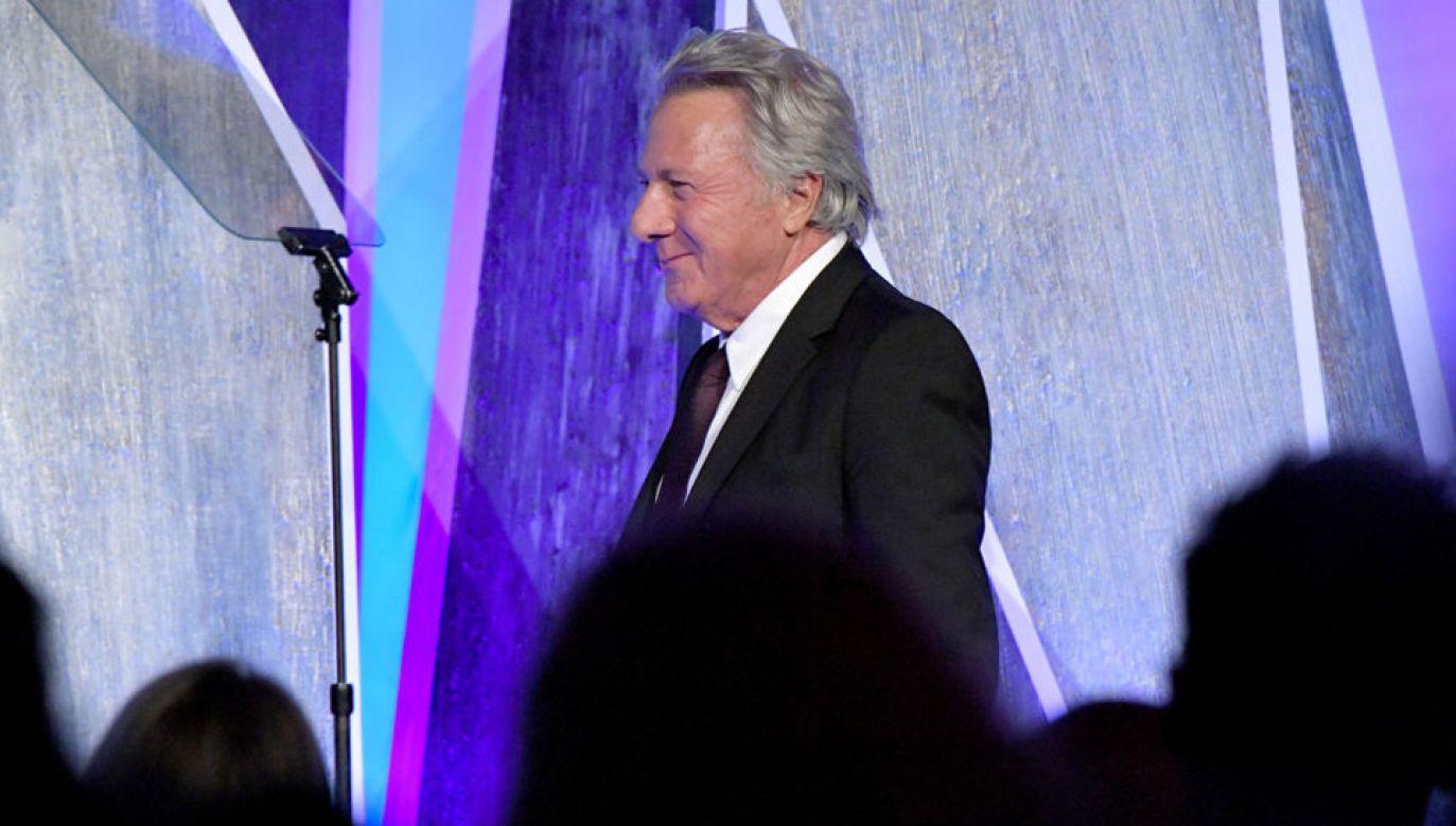 Dustin Hoffman nie przyznaje się do winy (fot. Mike Coppola/Getty Images for IFP)