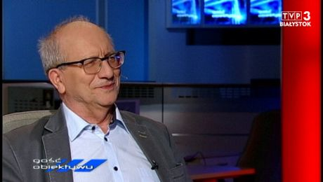 prof. Jerzy Kopania, 20.07.2018