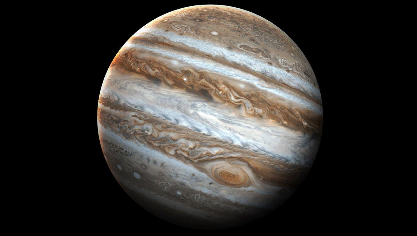 Księżyc Jowisza ma być jednym z celów badań misji JUICE (fot. Shutterstock/Vadim Sadovski)