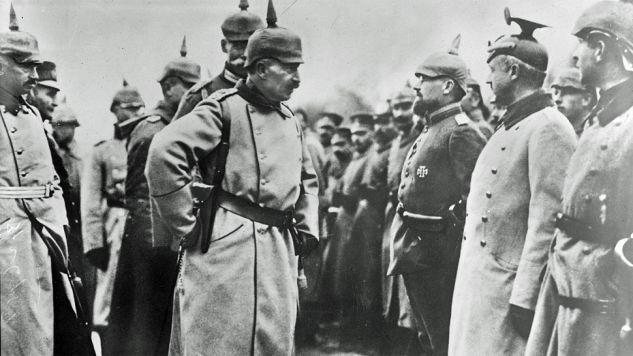 Celem nalotu RAF-u był niemiecki cesarz Wilhelm II (fot. Wiki/Bain News Service)