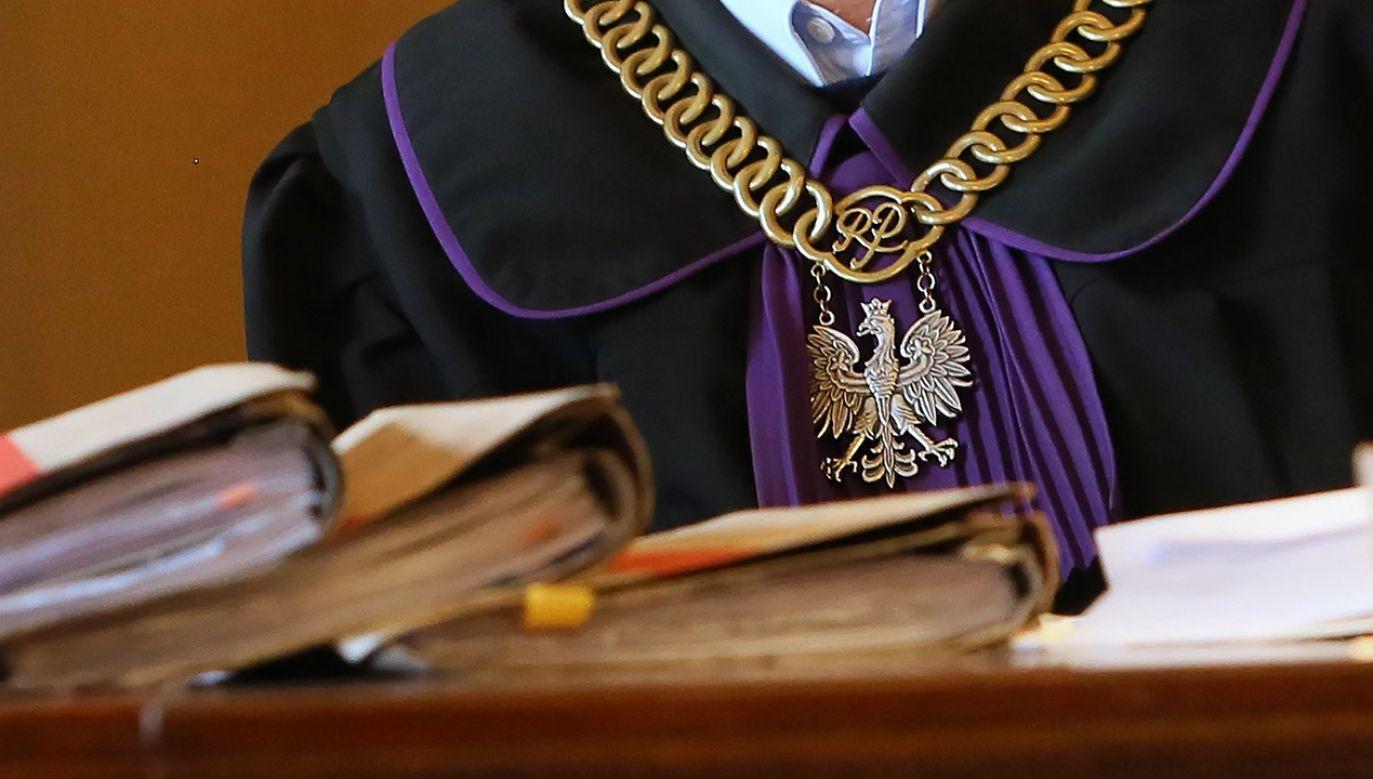 W ciągu sześciu miesięcy minister sprawiedliwości wymienił 83 prezesów i 57 wiceprezesów sądów rejonowych(fot. PAP/Tomasz Wojtasik)