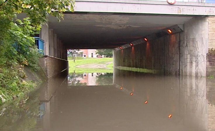 Opady w Małopolsce maleją, należy spodziewać się poprawy sytuacji