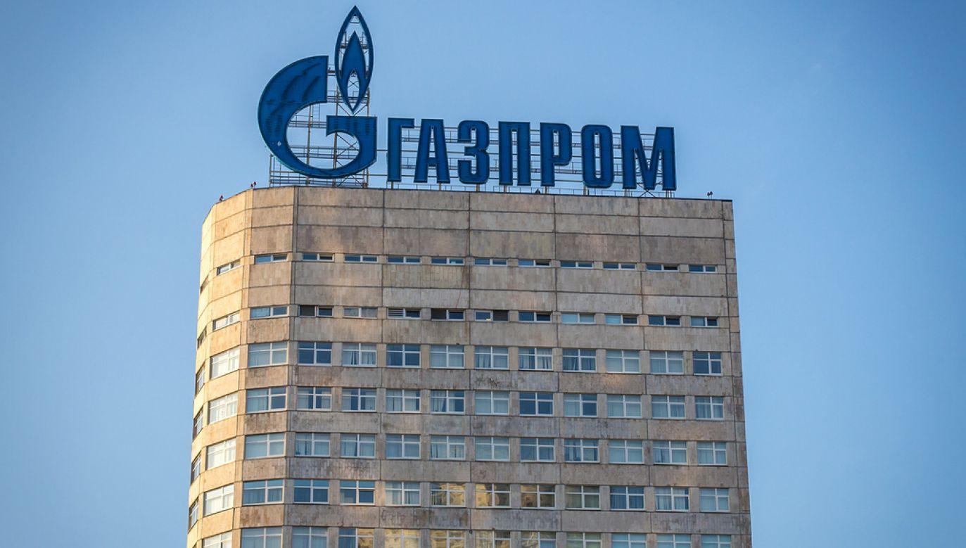 Biurowiec Gazpromu przy Prospekcie Wiernadskiego w Moskwie (fot. flickr/Thawt Hawthje)
