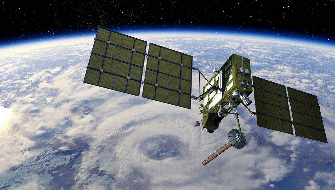 Będzie on częścią konstelacji 18 współpracujących satelitów (fot. Shutterstock/Mechanik)