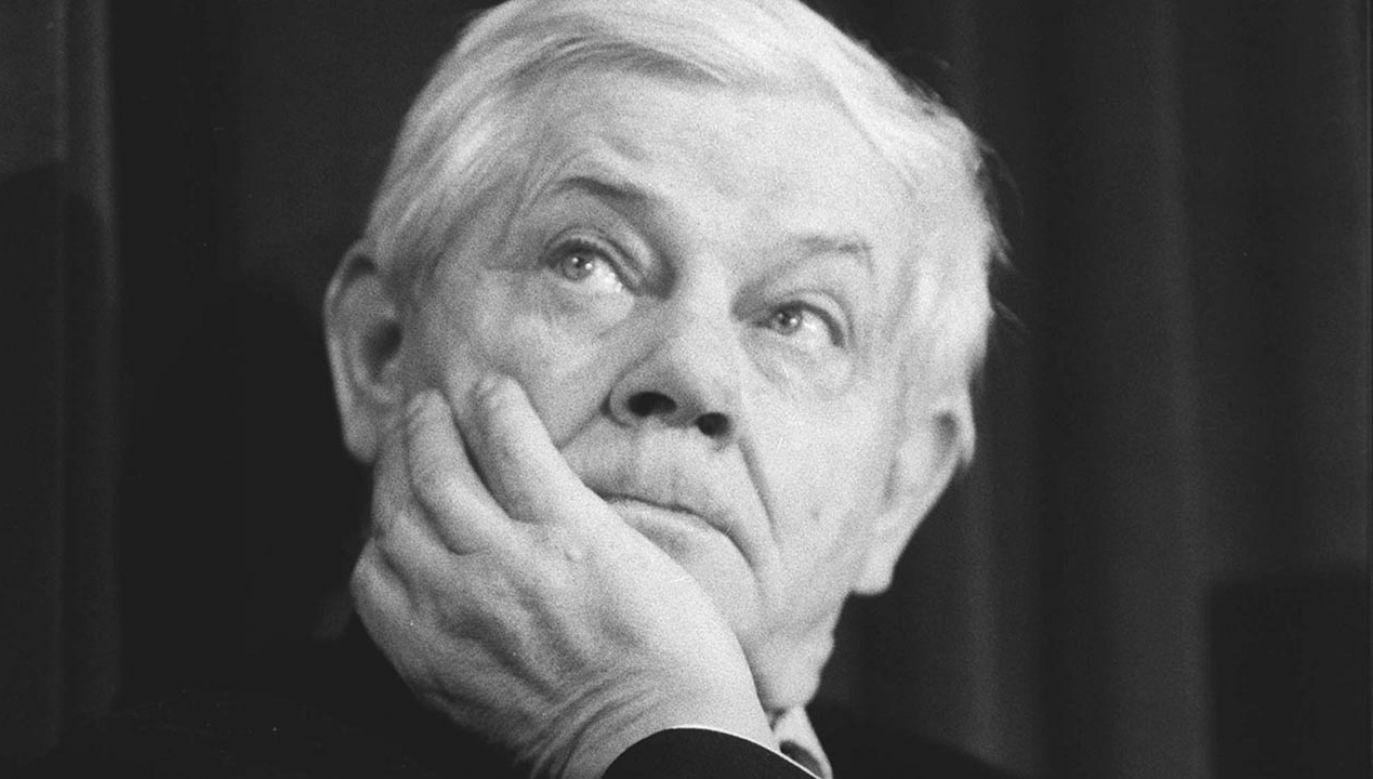 Festiwal był jednym w wydarzeń Roku Zbigniewa Herberta ogłoszonego w związku z dwudziestą rocznicą śmierci poety (fot. arch.PAP/CAF-Piotr Janowski)