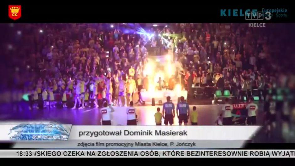 Kielce - Europejskim Miastem Sportu
