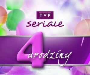 Czwarte urodziny TVP Seriale!