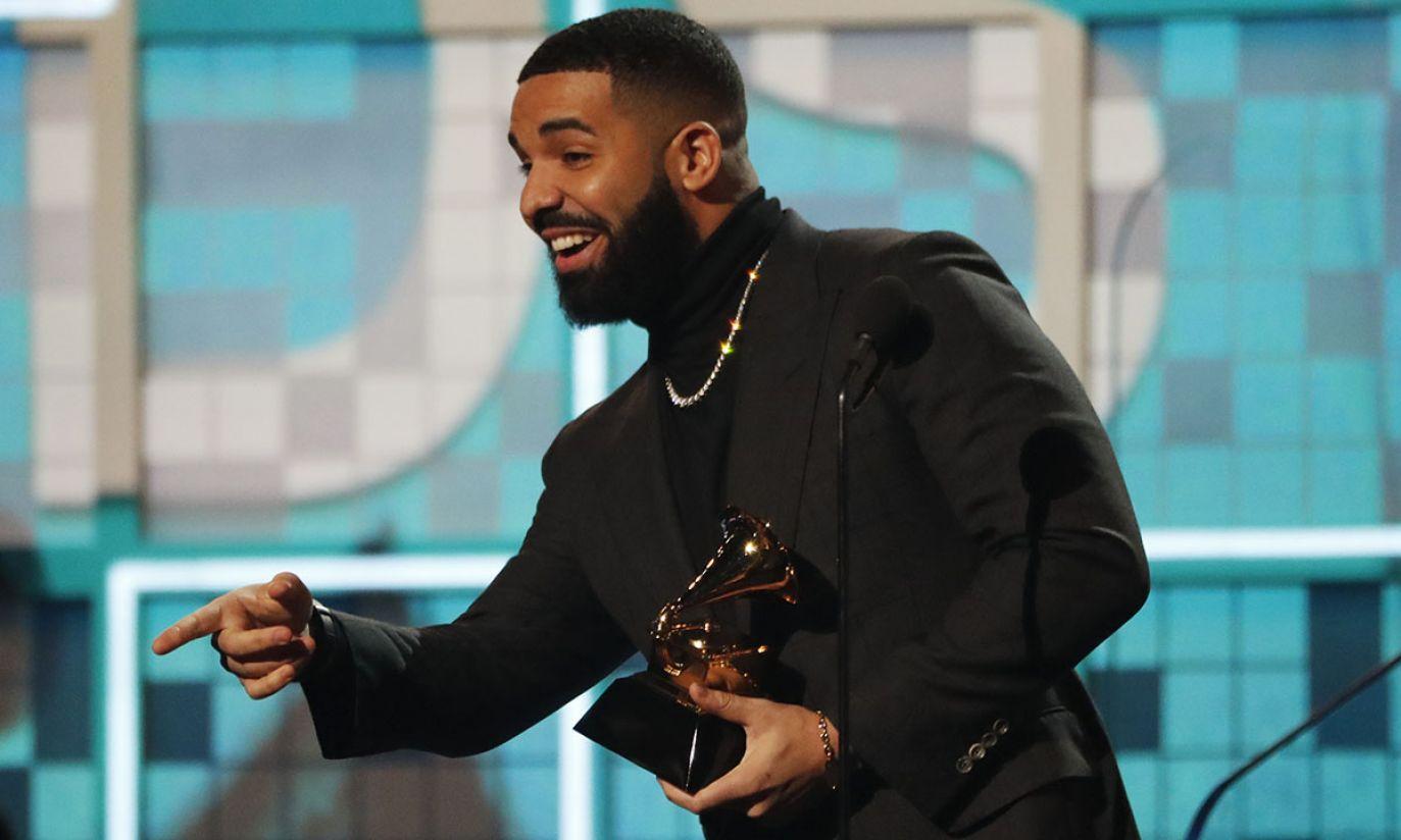 Drake (fot. REUTERS/Mike Blake)