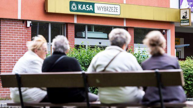 Komisja Nadzoru Finansowego ogłosiła upadłość kolejnej spółdzielczej kasy – SKOK Wybrzeże w Gdańsku (fot. PAP/Tytus Żmijewski)