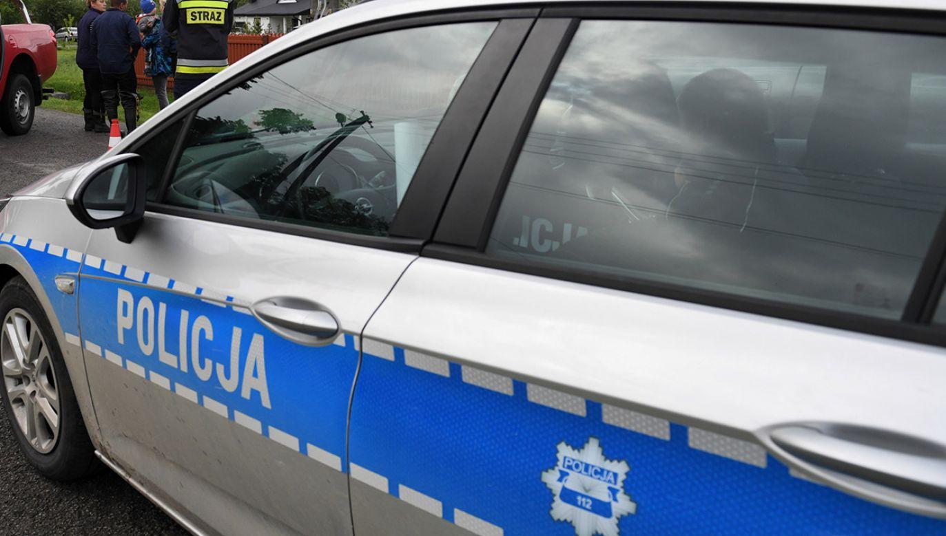 Wszystkie osoby, które mają informację na temat tego zdarzenia oraz o sprawcach proszone są o kontakt z policją (fot. arch.PAP/Darek Delmanowicz, zdjęcie ilustracyjne )