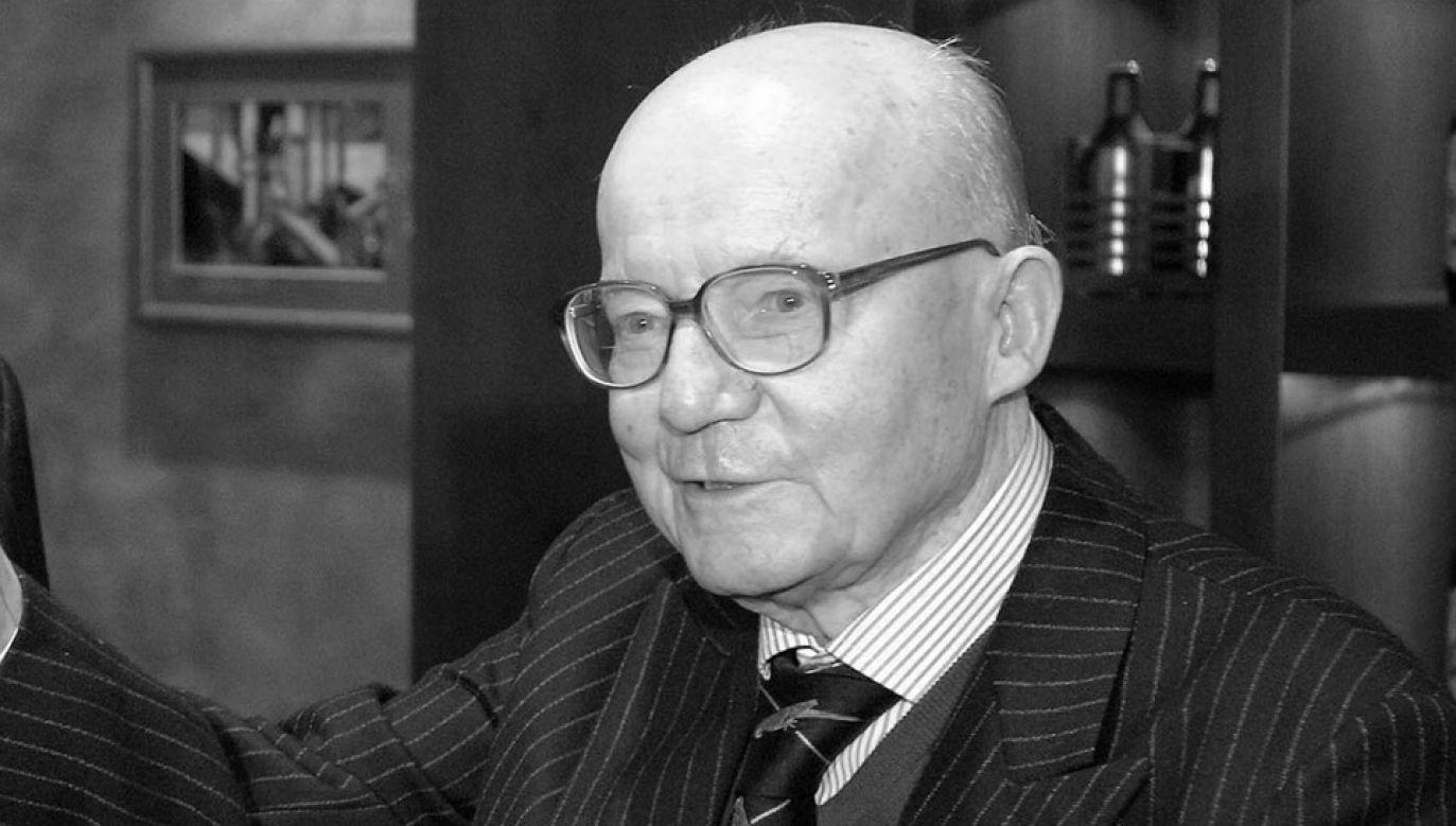 Karol Stefan Habsburg był honorowym obywatelem Żywca (fot. arch. PAP/Jacek Turczyk)