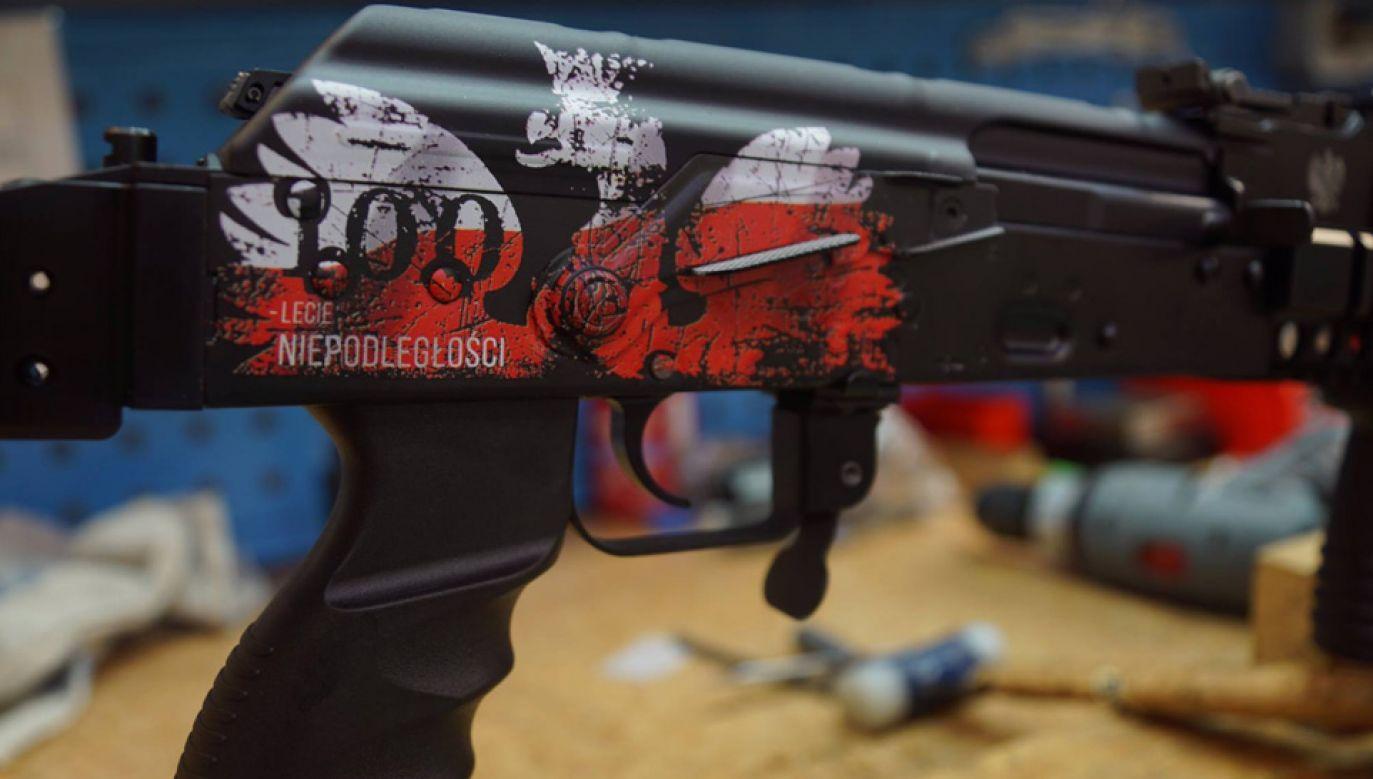 Wyprodukowano zaledwie około 60 sztuk broni (fot. mat. pras.)