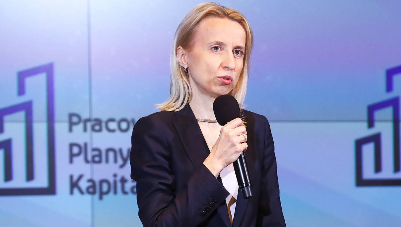 Minister finansów twierdzi, że pod wieloma względami ubiegły rok można nazwać rekordowym (fot. PAP/Rafał Guz)