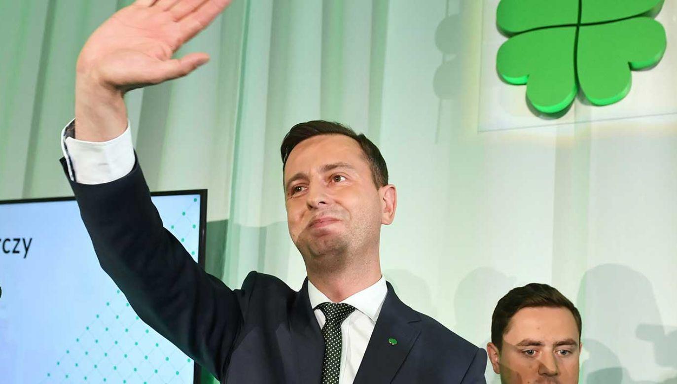 Lider PSL Władysław Kosiniak-Kamysz (fot. arch. PAP/Radek Pietruszka)