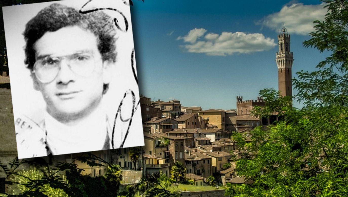 Ostatnie zdjęcie ukrywającego się na Sycylii Matteo Messina Dennaro pochodzi z początku lat 90. (fot. Pexels)