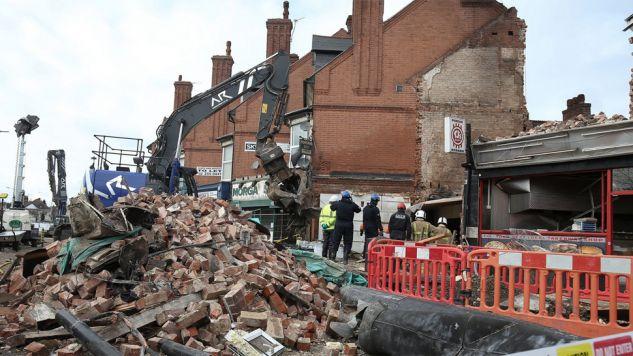W eksplozji zginęło pięć osób (fot. TT/carribablue)