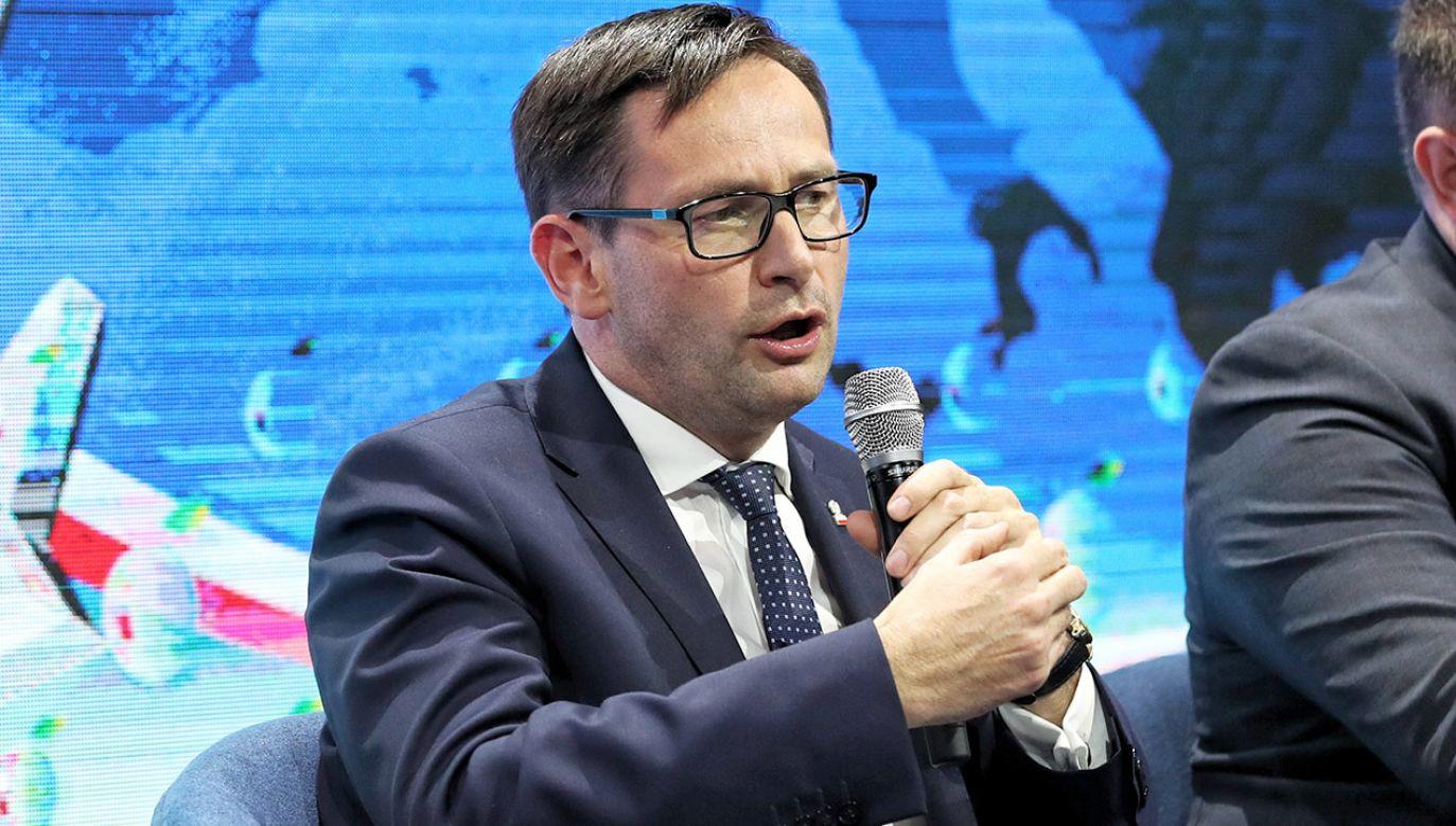Prezes Orlenu uważa, że prawda jest kompromitująca dla poprzedniej ekipy politycznej (fot. PAP/Grzegorz Momot)
