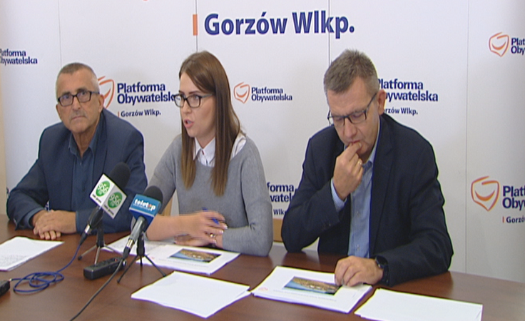 Radni PO chcą m.in. rozbudowy infrastruktury sportowej