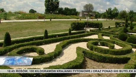 Ogród botaniczny będzie w weekend otwarty. Na Święto Kielc