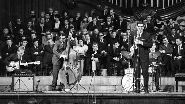 Jazz Jamboree 1966 rok (fot. arch. PAP/Marek Karewicz)