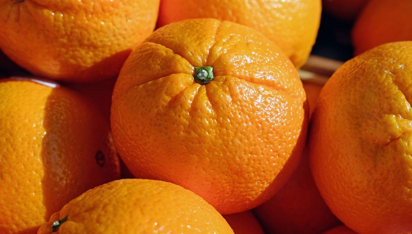Wśród bojkotowanych towarów są m.in. kalifornijskie pomarańcze (fot. Pixabay)