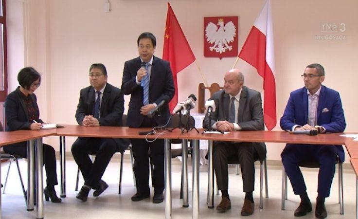 Region zacieśnia współpracę z Chinami