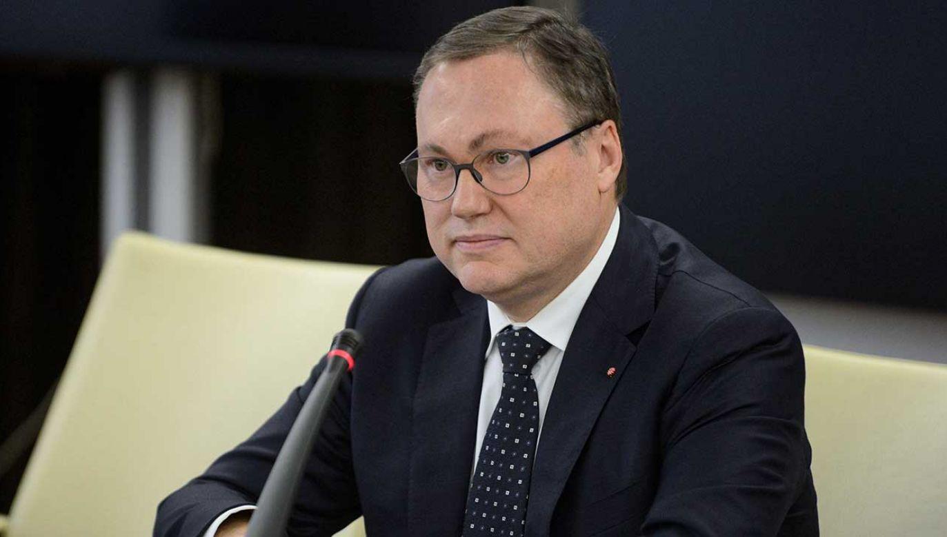 Senator PiS Grzegorza Bierecki  (fot. arch. PAP/Jakub Kamiński)