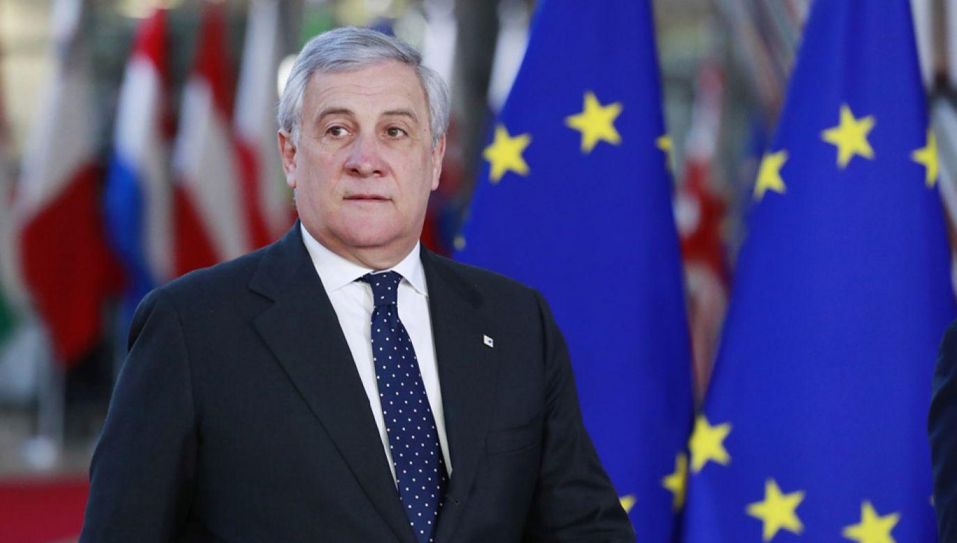 W Brukseli rozpoczął się unijny szczyt (fot. PAP/EPA/STEPHANIE LECOCQ)