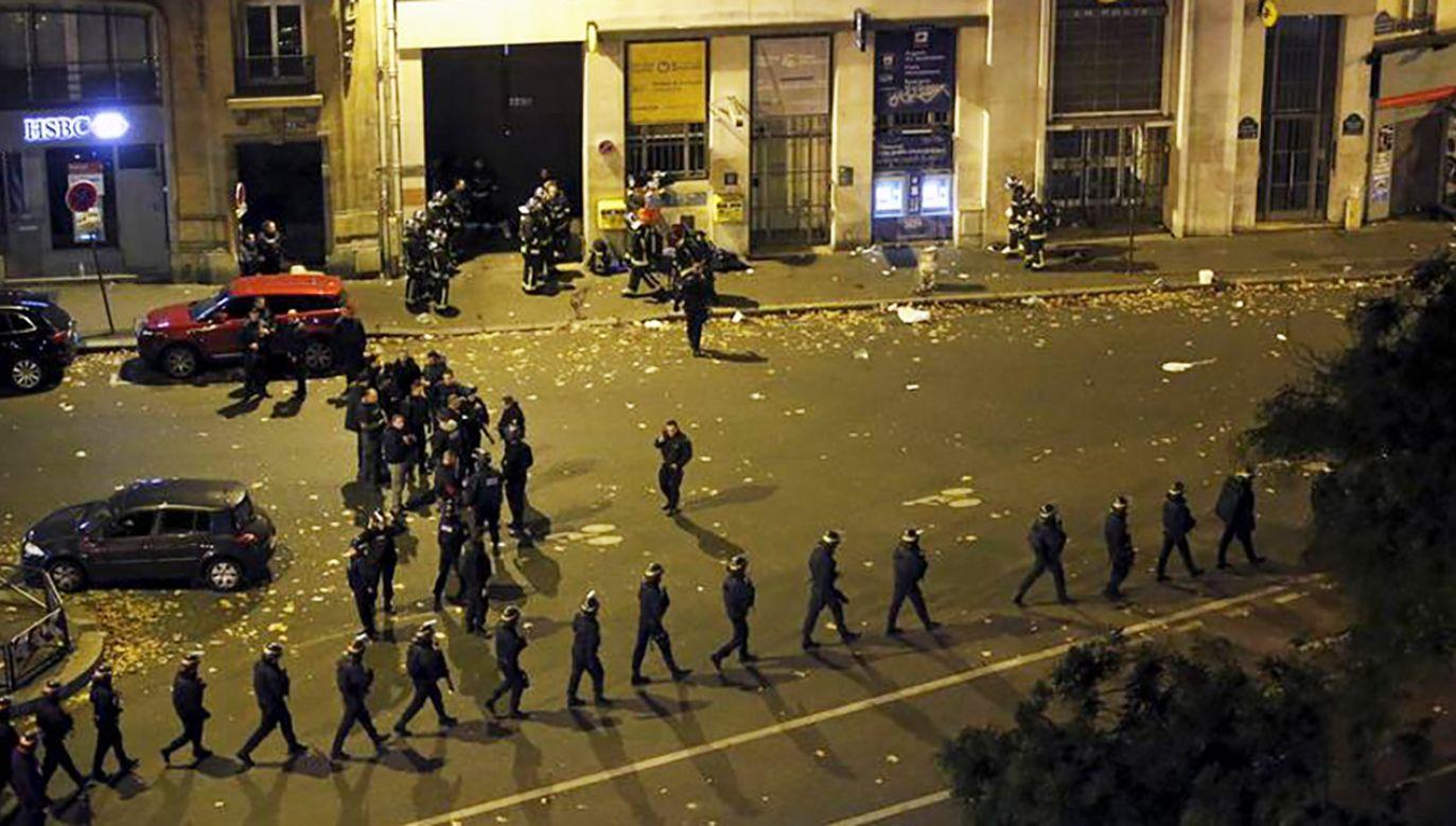 W serii ataków 13 listopada 2015 roku w Paryżu zginęło 130 osób (fot. REUTERS/Christian Hartmann)