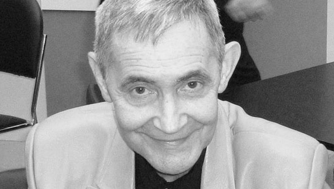 Ryszard Marek Groński miał 79 lat (fot. wikimedia commons/Sławek)