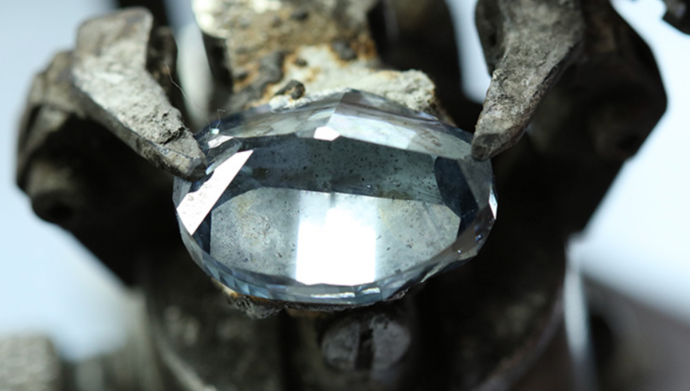 Kamień waży 20,46 karatów (fot. okavangoblue.com)