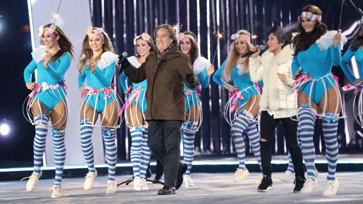 Zespół Ricchi e Poveri to klasyka włoskiej piosenki na żywo (fot. PAP/Grzegorz Momot)