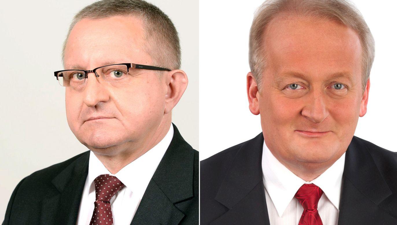Andrzej Misiołek i Leszek Piechota (fot. Materiały prasowe)