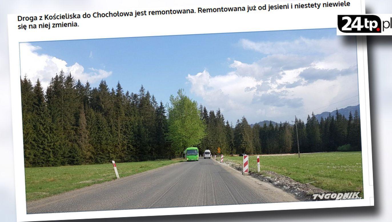 Końca prac nie widać (fot. 24tp.pl)