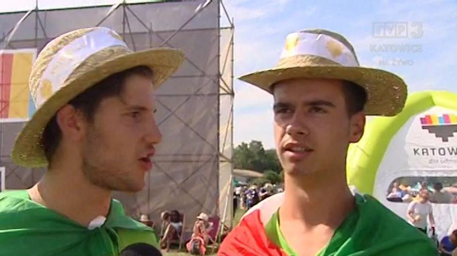 c79caa8d5e Młodzi o sobie – czyli prezentacja narodów - TVP3 Katowice ...