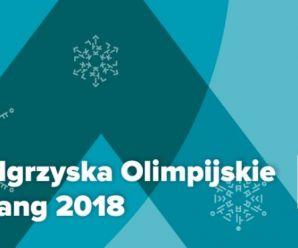 ZIMOWE IGRZYSKA OLIMPIJSKIE  W TVP - KONKURS