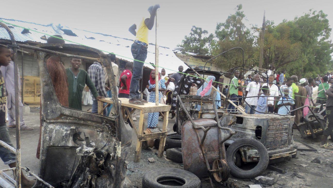 W Nigerii jest niespokojnie (fot. PAP/EPA/STR)
