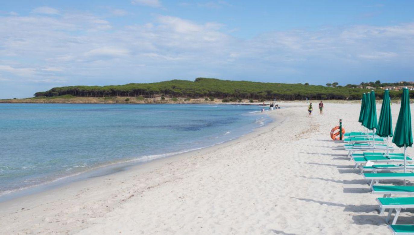 Za garść piasku czy muszelki z pięknych plaż Sardynii można dostać karę nawet 3000 euro (fot. Giorgio Minguzzi/flickr.com)