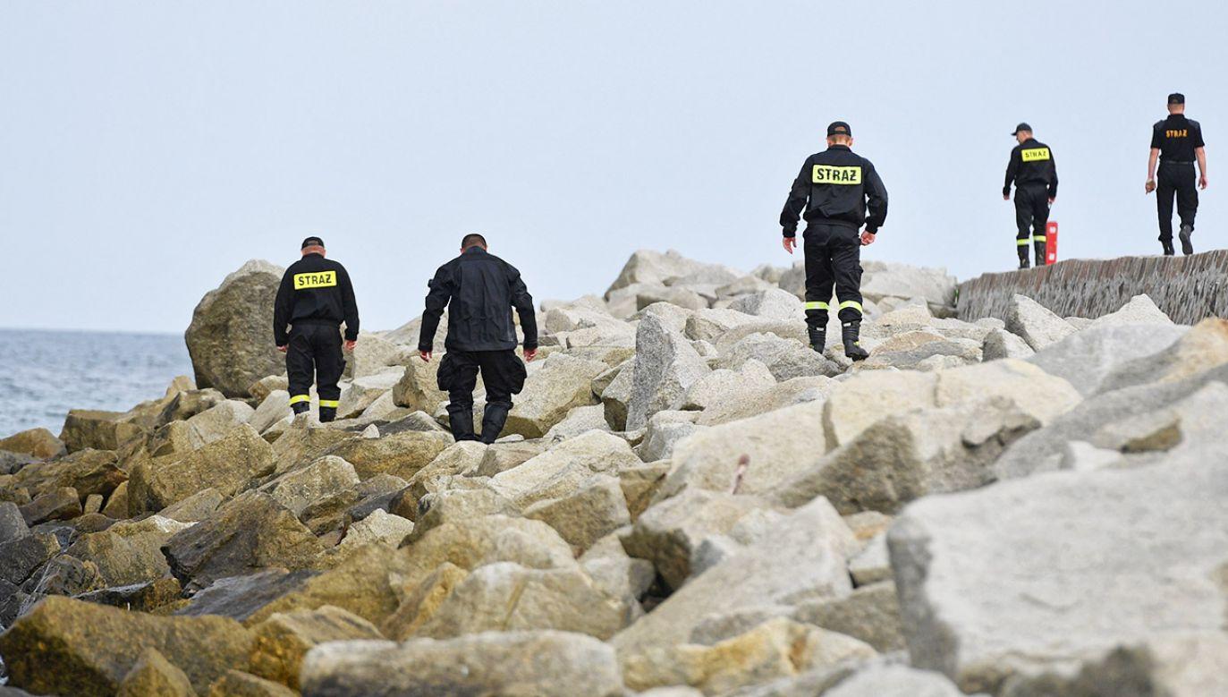 Do zaginięcia dzieci w Darłówku doszło we wtorek (fot. PAP/Marcin Bielecki)