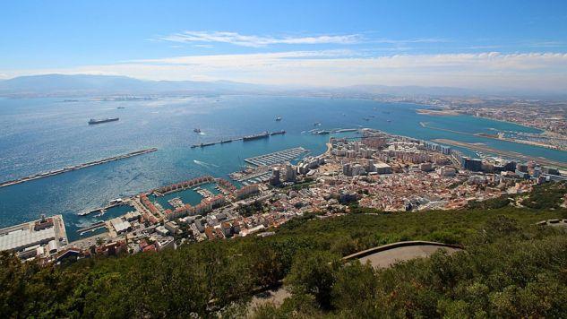 Hiszpania toczy z Wielką Brytanią spór o Gibraltar (fot. Pixabay/lutz6078)