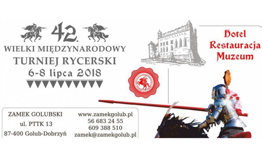 42 Wielki Międzynarodowy Turniej Rycerski W Golubiu Dobrzyniu