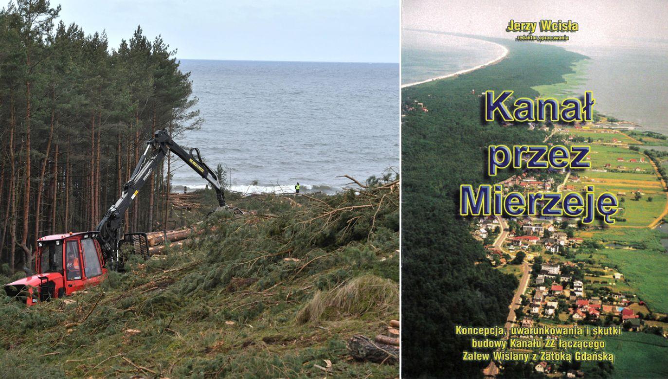 """Książkę wydała Oficyna """"Oko"""", której właścicielką była żona obecnego senatora PO, Dorota Wcisła (fot. PAP/Marcin Gadomski/tysol.pl)"""