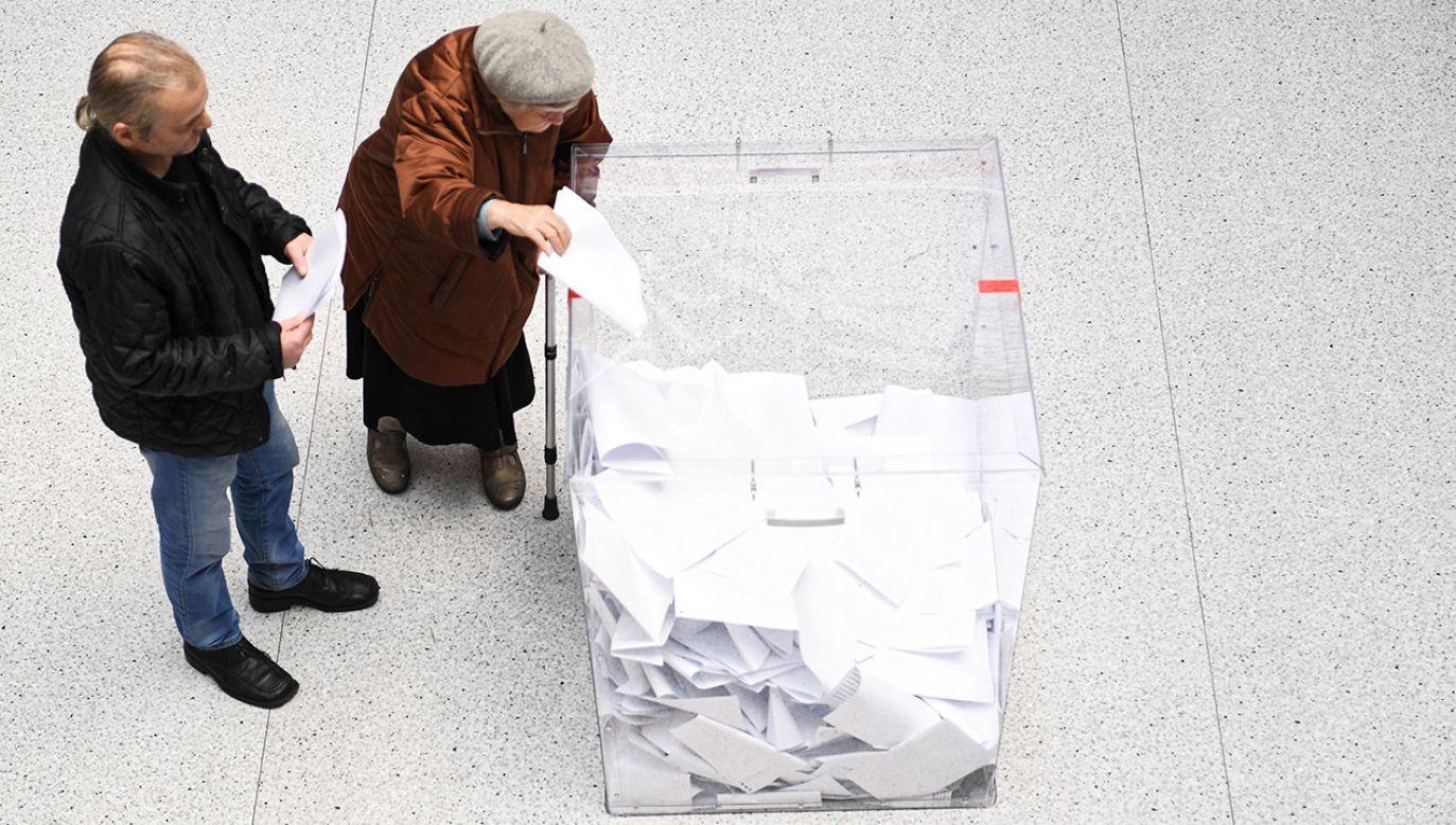 Paweł Szymczak przegrał wybory w Dalikowie jednym głosem (fot. PAP/Wojciech Pacewicz)