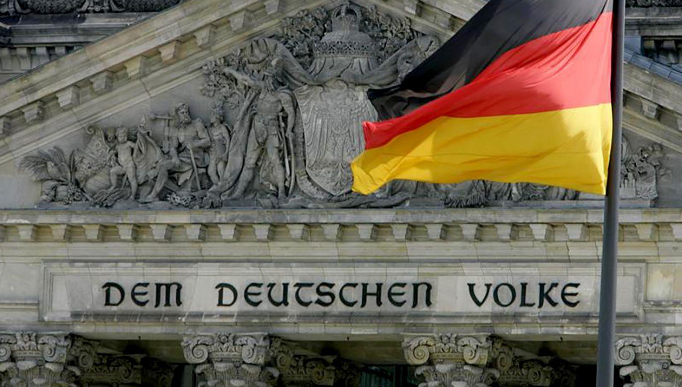 Minister gospodarki Niemiec zapowiada nowe restrykcje (fot. REUTERS/Fabrizio Bensch)