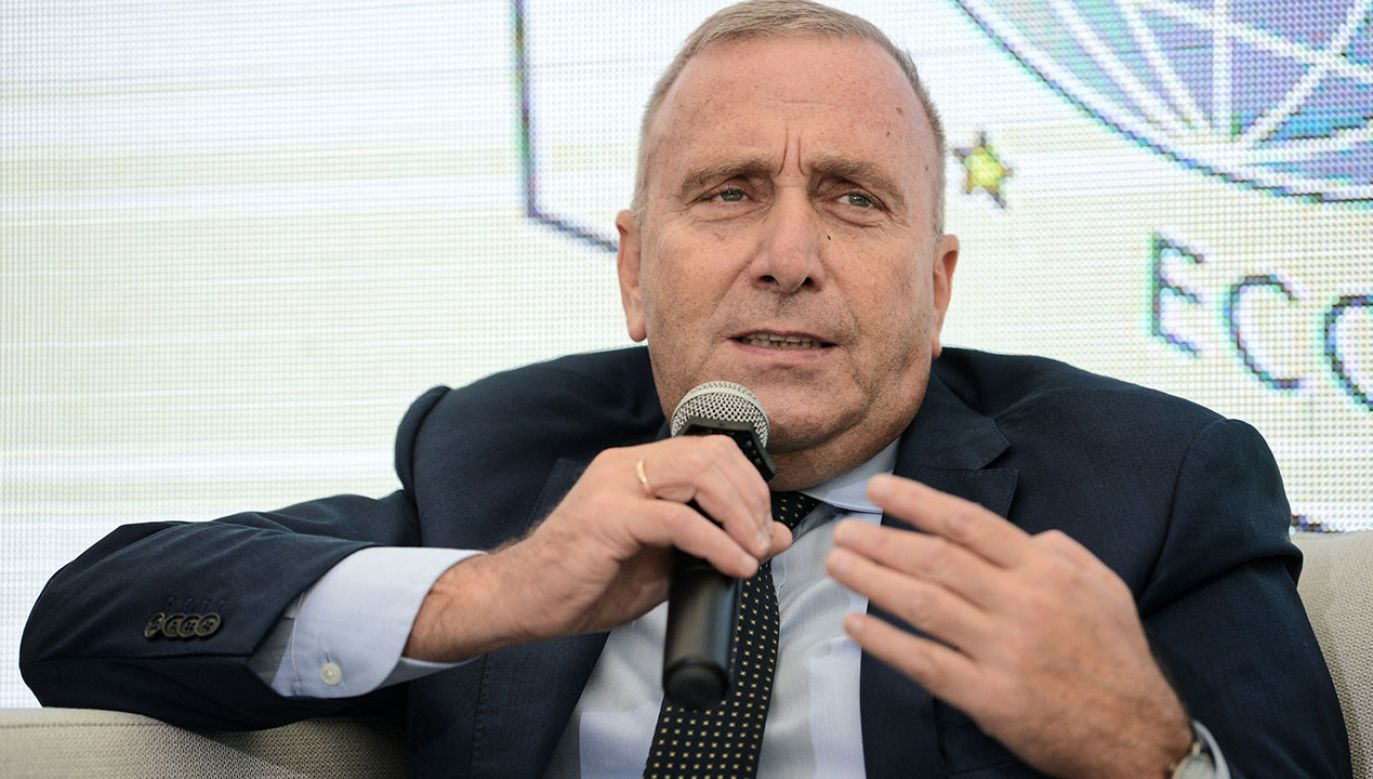 Lider PO Grzegorz Schetyna  (fot. arch.PAP/Darek Delmanowicz)